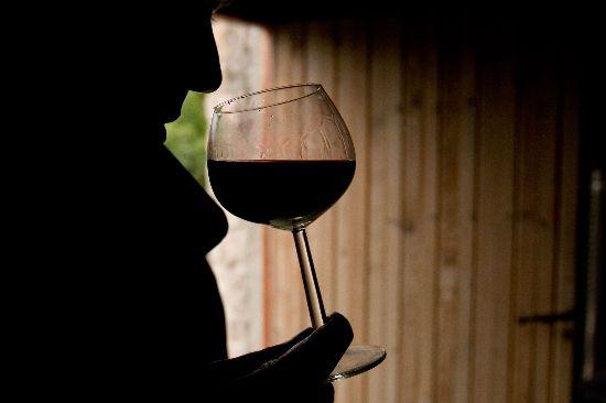 Wine sip