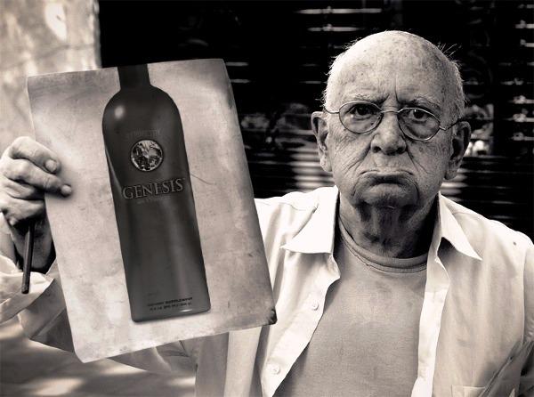 Genesis old man